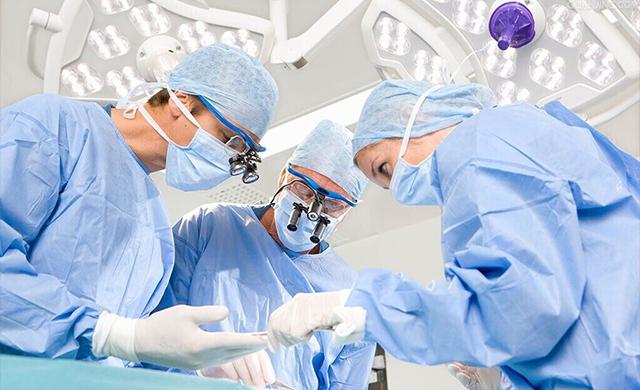 手术过程中